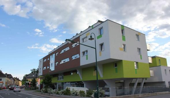 Verträgliche Bebauung Oberndorf